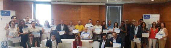 Ibermutua reconoce a casi 700 empresas en Granada por su labor de prevención y reducción de la siniestralidad laboral