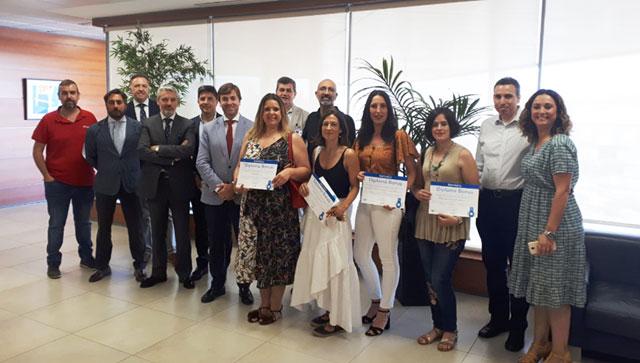 Ibermutua reconoce por su labor de prevención y reducción de la siniestralidad laboral a más de 140 empresas de Sevilla