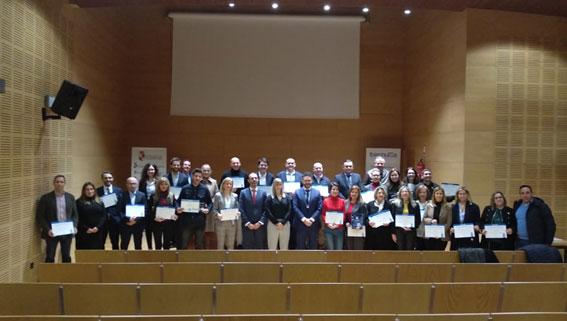Ibermutua reconoce a unas 60 empresas de Illescas y la Comarca de La Sagra (Toledo)