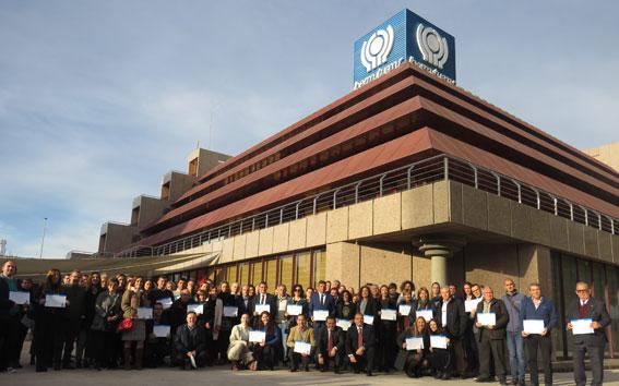 Ibermutuamur ha reconocido con el incentivo 'Bonus' la labor de 2.048 empresas murcianas
