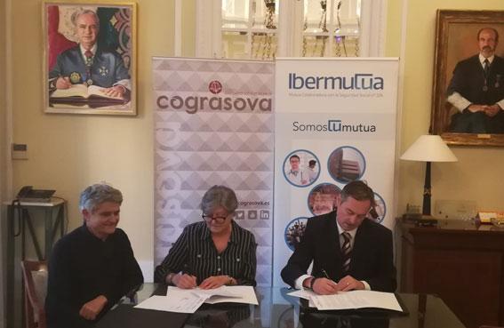 Convenio de colaboración con Graduados Sociales de Valencia e Ibermutua