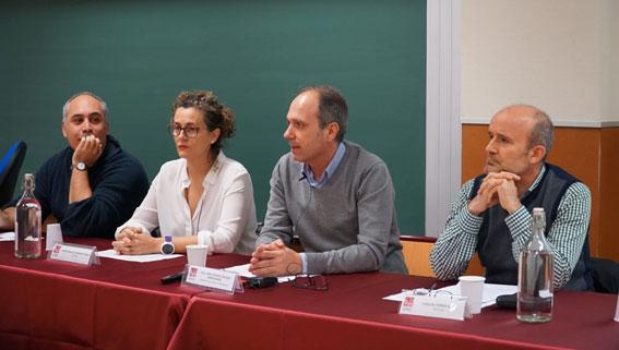 XXIII Jornadas de Empleo dedicadas al Grado de Fisioterapia - Elche Alicante