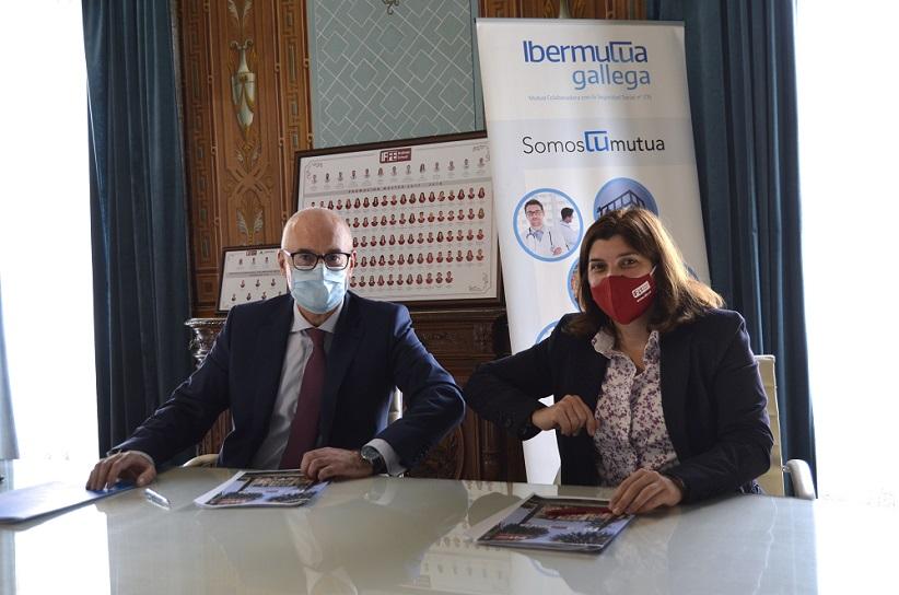 IFFE Business School podrán realizar prácticas formativas en Ibermutua gallega