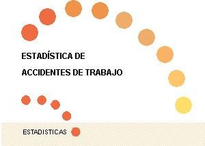 Datos Estadística accidentes trabajo enero-octubre 2020