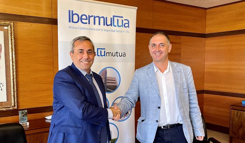 Convenio de colaboración de AECEM e Ibermutua